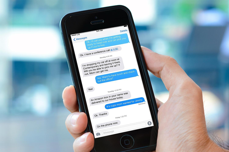 iPhone'da mesaj nasıl gizlenir? ( iMessage )