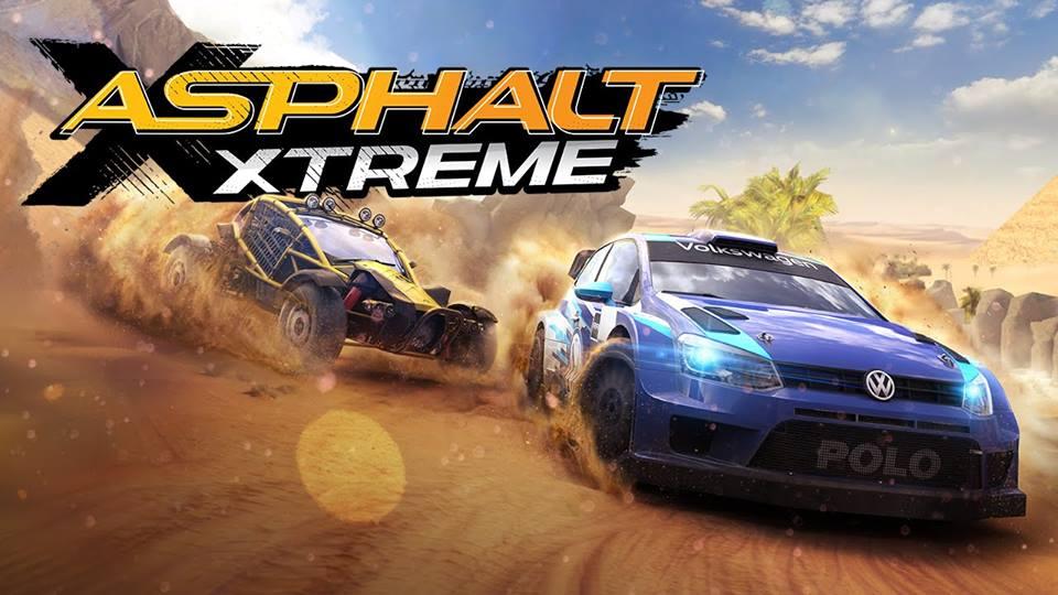 Asphalt Xtreme Oyunu iOS Yayınlandı