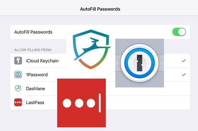 iOS 12'de internet Sitelerinde Otomatik Kullanıcı Adı ve Parola Doldurma