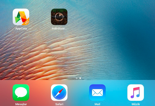 App cola uygulama indirme