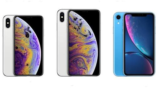 iPhone XS Max, iPhone XR ve iPhone XS RAM miktarları