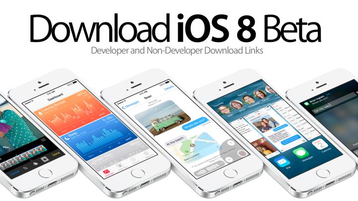 IOS 8 Beta 4 Yayinlandi