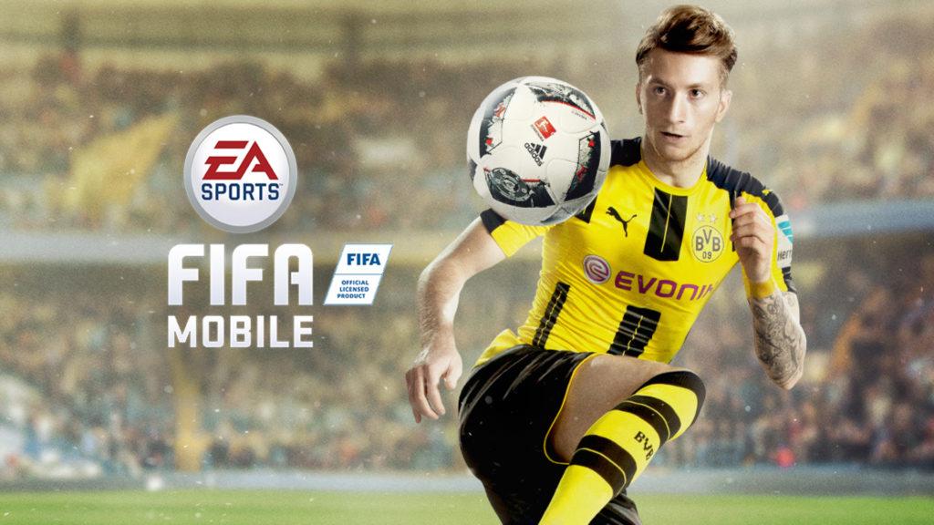 Fifa Mobile iOS için Yayınlandı