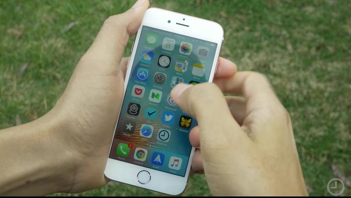 iPhone Hızlandırma Yeni Yöntem