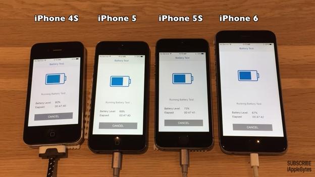 iOS 9.2.1 ve iOS 9.3.1 Arasındaki Pil Performansı