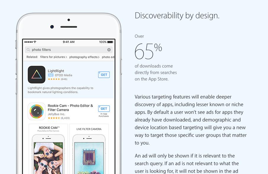 Apple Yenilenen App Store'u Tanıttı