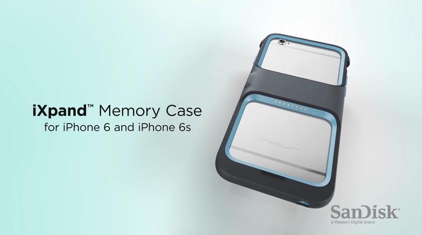 SanDisk'den iPhone Depolamasını 128 GB'a çıkaran Bataryalı Kılıf