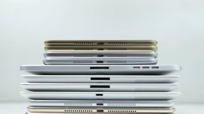 Günümüze Kadar Çıkmış iPad Modelleri ile Hız Testi