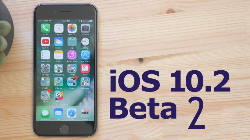iOS 10.2 Beta 2 Güncellemesi Yayınlandı