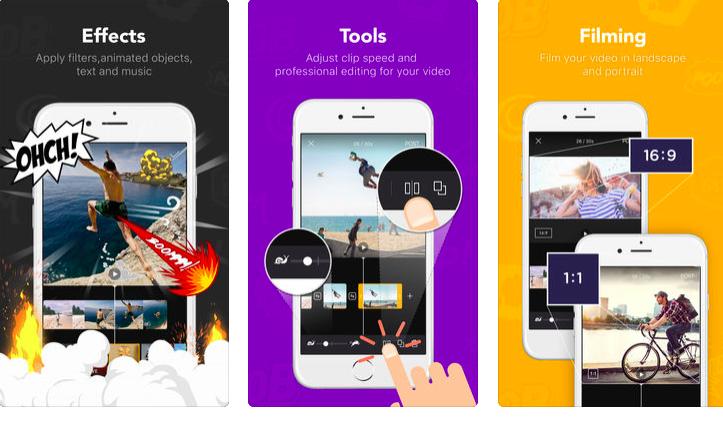 ALIVE Movie Maker uygulaması App store'da ÜCRETSİZ