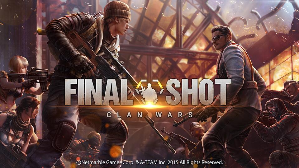 Final Shot – FPS Oyunu App Store'da ÜCRETSİZ