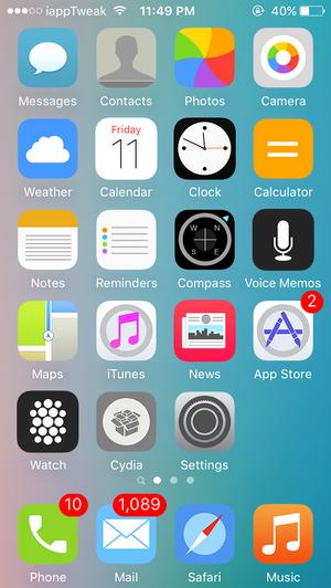 Fusion for iOS9