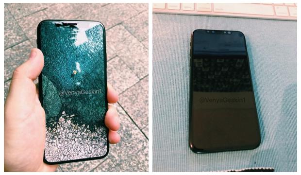 iPhone 8 Olduğu iddia edilen görseller Yayınlandı