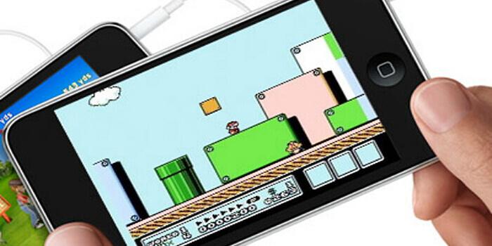 Nostalji Atari Oyunlarını iPhone'da Oynama [jailbreaksiz]