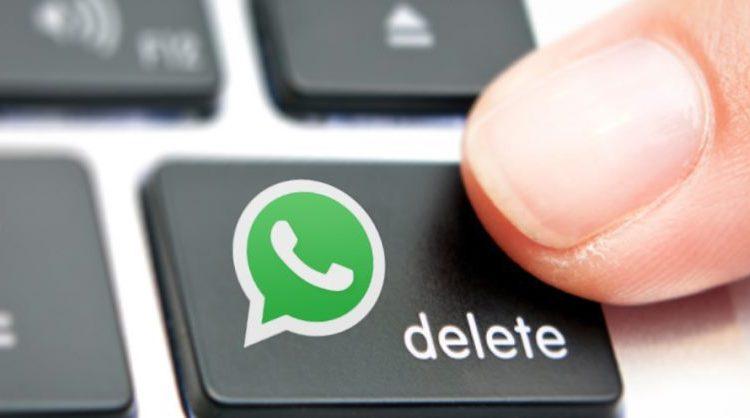 WhatsApp'ta Yanlışlıkla Gönderilen Mesajları iptal edebileceksiniz!
