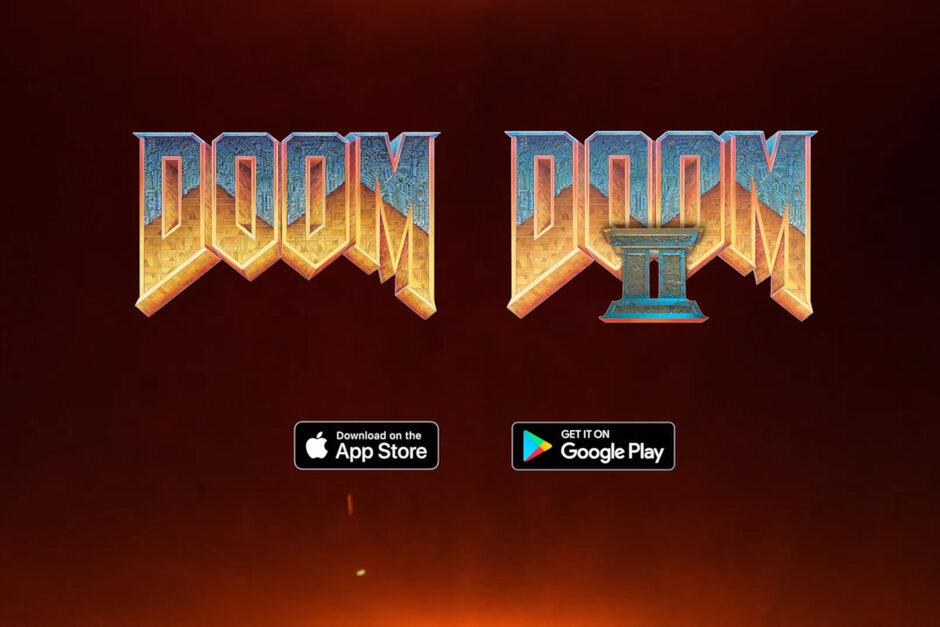 Efsane Geri Döndü Orijinal DOOM App store'da Yayınlandı