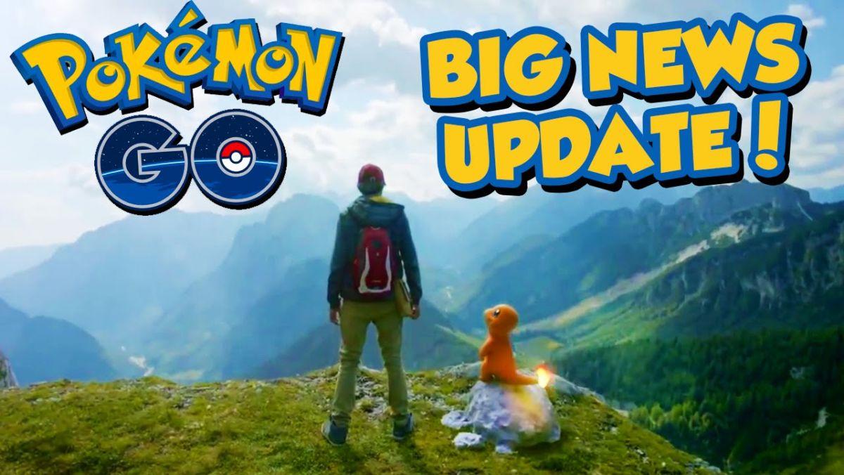 Pokemon Go güncellendi 1.1.0 Sürümü ile gelen yenilikler