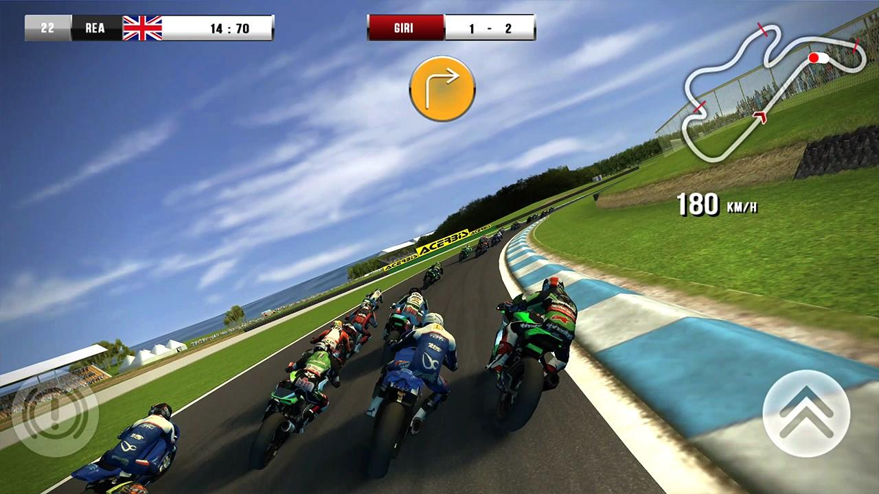 SBK16 Superbike Oyunu App store'da ÜCRETSİZ