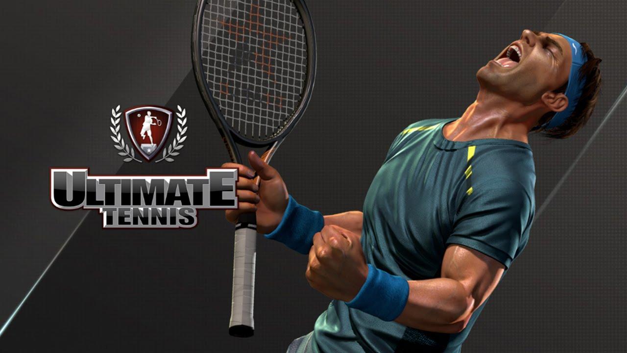 Ultimate Tennis Oyunu App Store'da ÜCRETSİZ