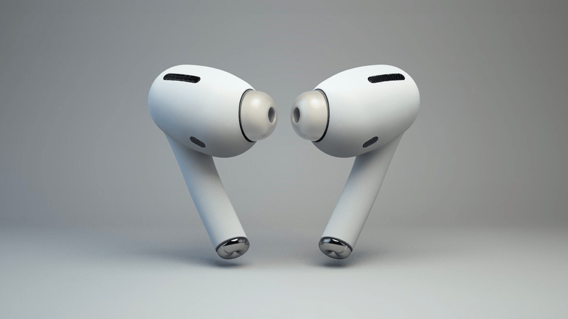 iOS 13.2'de keşfedilen yeni simge ile Konsept Yeni Airpods