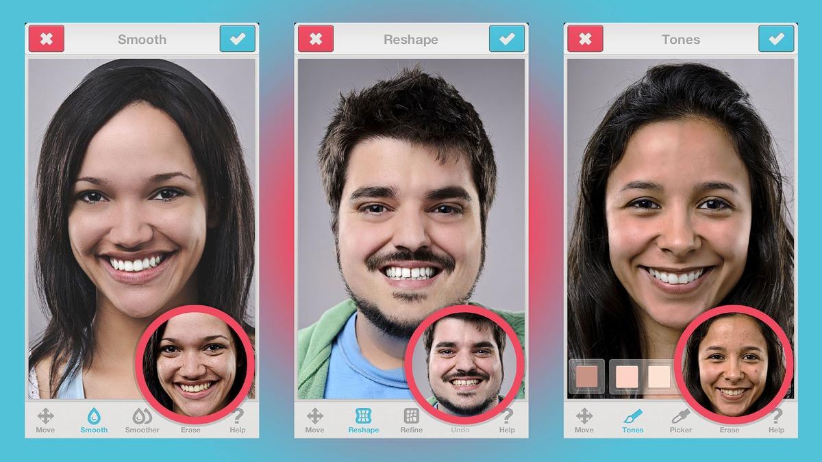 Facetune 2 Fotoğraf Düzenleme uygulaması App store'da ÜCRETSİZ