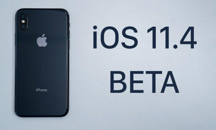Apple iOS 11.4 Beta 3 güncellemesini Yayınladı