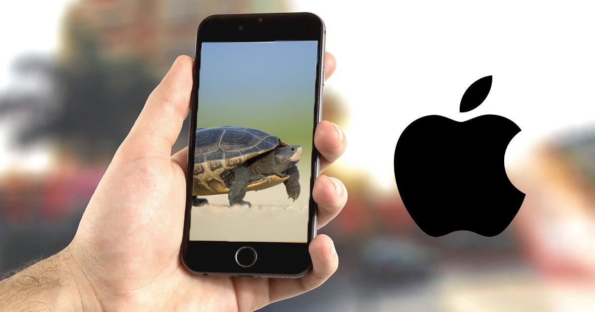 Apple iPhoneları gerçekten yavaşlatıyor mu?