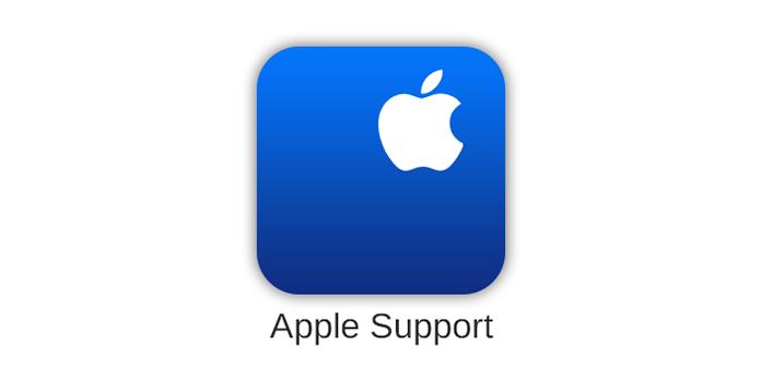 Apple Destek Uygulamasını App store'da Yayınladı