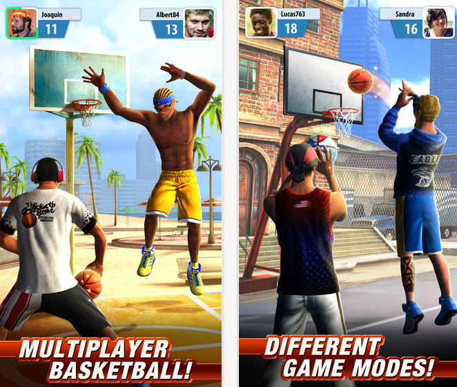 basketball starts itunes