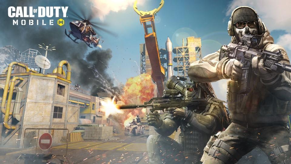 Call of Duty: Mobile iPhone için Yayınlandı