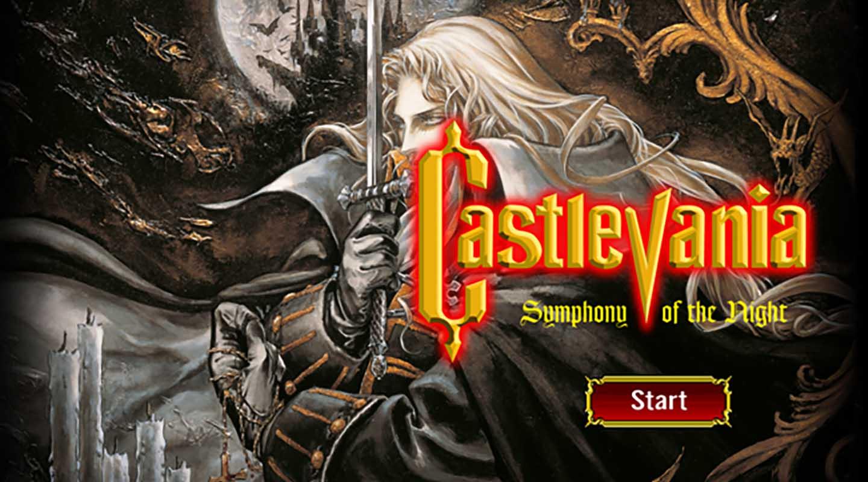 Klasik PS1 oyunu Castlevania: Symphony of the Night iOS için Yayınlandı [ Video ]