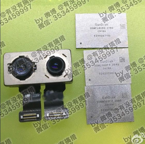 iPhone 7 Plus'da Çift Kamera ve 256 Gb Depolama Alanı olacak