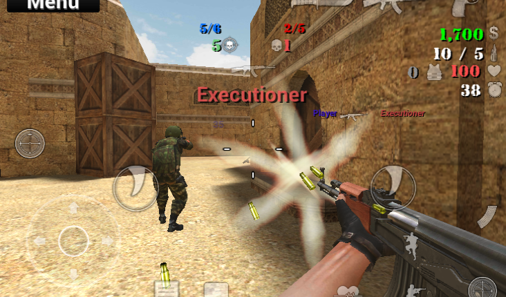 Special Forces Group 2 ( Counter Strike ) App store'da ÜCRETSİZ