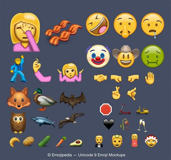emojis-new 2016