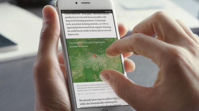 Facebook Hızlı Makale Okuma Özelliği Messenger'da