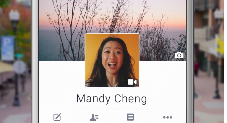 facebook profil videosu ekleme