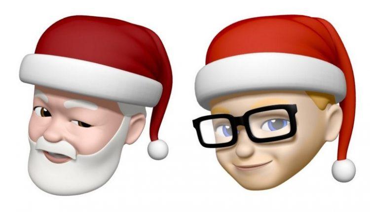 iPhone'lara Noel Baba Memojisi Nasıl Eklenir?