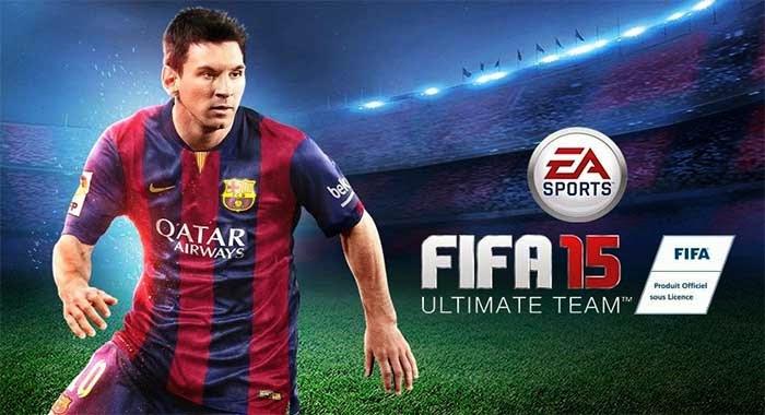 FIFA 15 Ultimate Team – iPhone & iPad