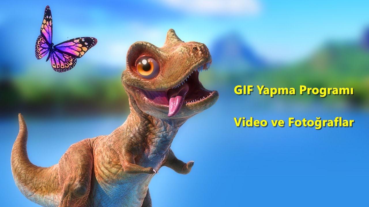 GIF Yapma Programı – Uygulama Tanıtım