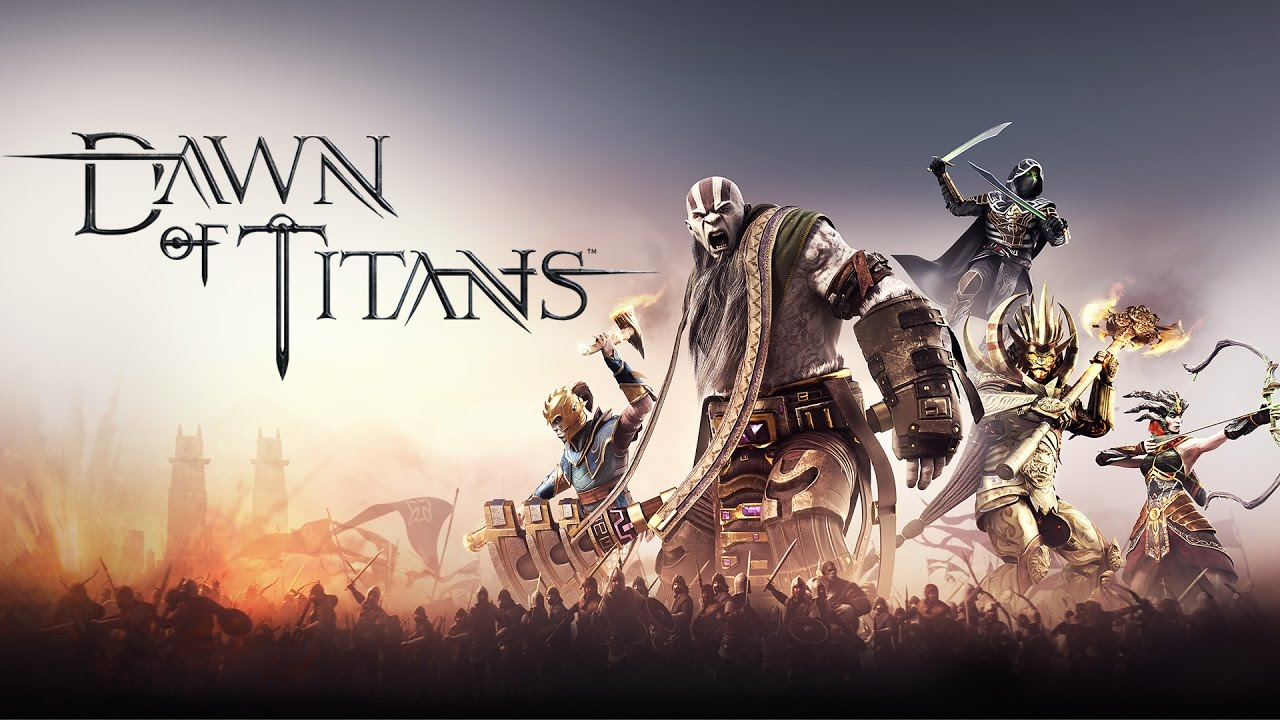 Dawn of Titans Oyunu App Store'da