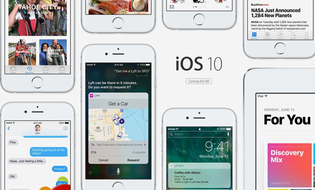 iOS 10 'da Hücresel Veri Kısayolu Kontrol Merkezine Gelebilir