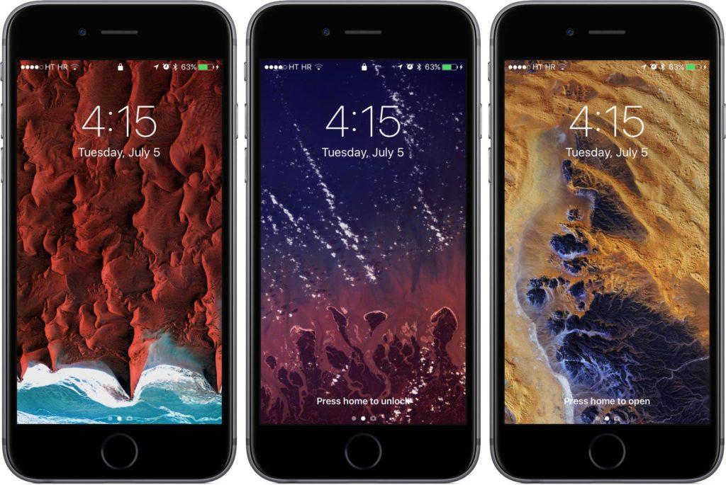 iOS 10 beta 4 Güncellemesi Yayınlandı
