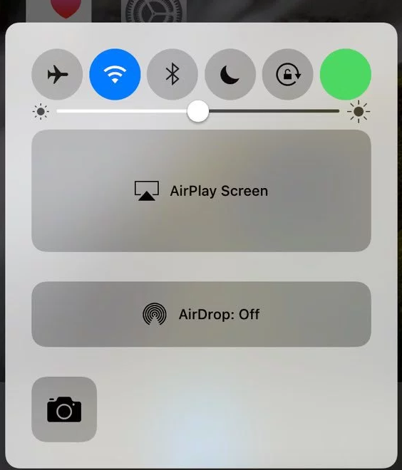 iOS 10 hucresel veri