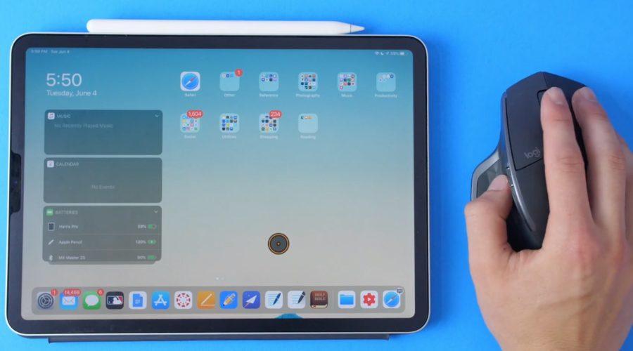 Apple iOS 14 ile fare imleci desteğini önemli ölçüde artıracak