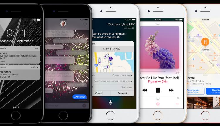 iOS 10.3 Public Beta 3 (Halka Açık) Güncellemesi Yayınlandı