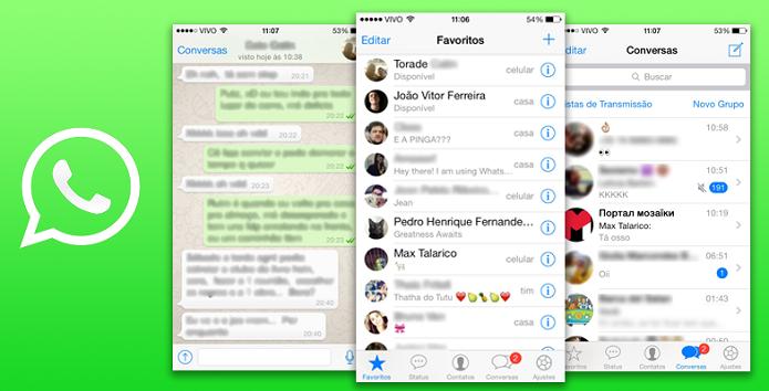 Whatsapp iOS Uygulaması güncellendi