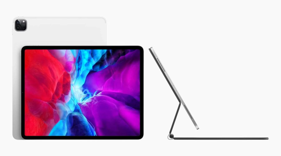 Apple 2020 Yeni iPad Pro' yu LiDAR Tarayıcı ile Duyuruldu