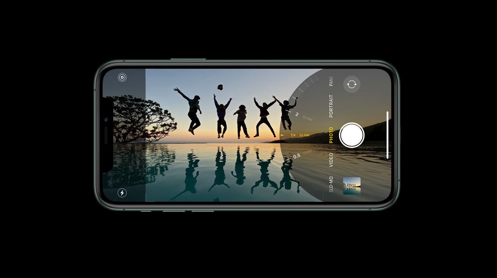 iPhone 11, iPhone 11 Pro ve iPhone 11 Pro Max'te Kamera Gece Modu Nasıl Kullanılır