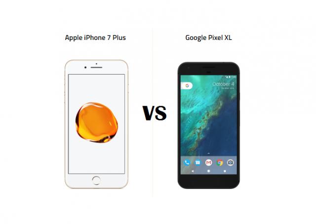 iPhone 7 Plus İle Google Pixel XL Karşılaştırması