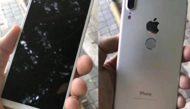 iPhone 8 görüntüsü sızdırıldı